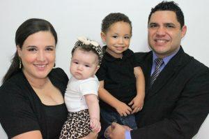 Fernando Heber Oliveira Guerra e Família